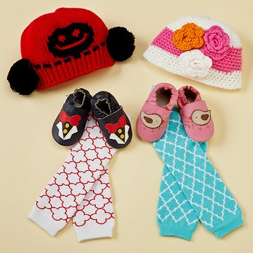 Tutu AND Lulu: Infant Accessories