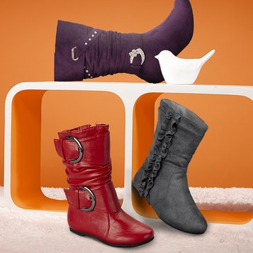 Boot Season Collection