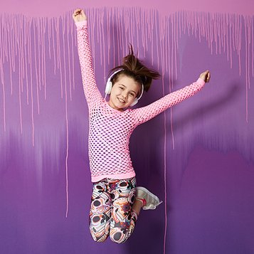 Sporty & Sweet: Tween Activewear