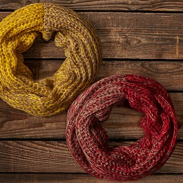 Well-Rounded Style: Infinity Scarves