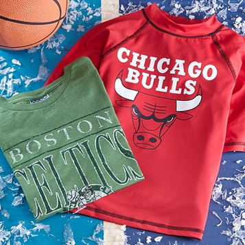 Future All-Stars: Kids' NBA Apparel