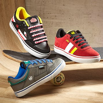 Half-Pipe Pro: Skate Shoes