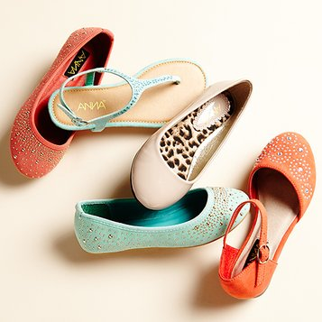 Anna Shoes: Girls