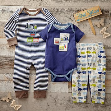 New Baby Boy: Basics & Essentials