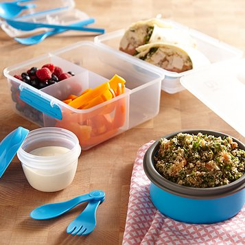 Lunch to Go: Containers & Bags