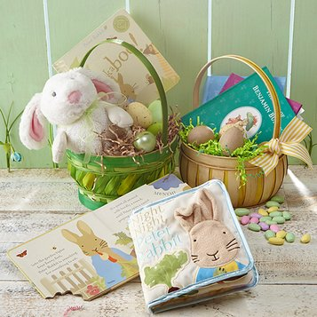 Little Surprises: Easter Basket Extras