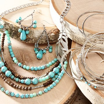 Take Notice: Turquoise Jewelry