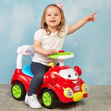 Sweet Ride: Toddler Cars & Ride-Ons