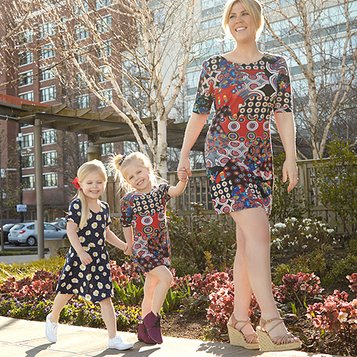 Mommy & Me Dresses Collection