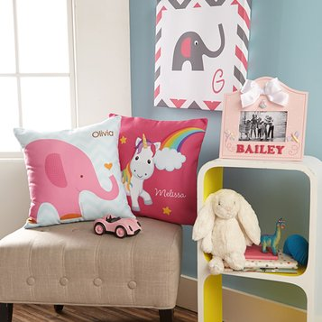 Kids' Personalized Bedroom Collection