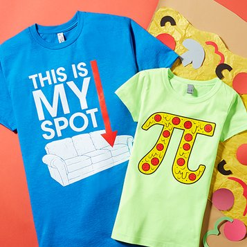 Pi Day: Bodysuits & Tees