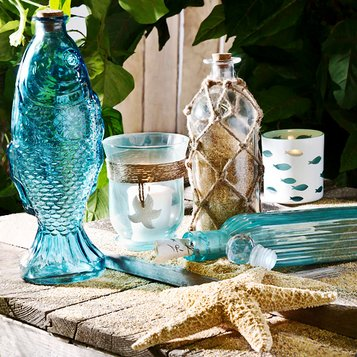 Coastal Garden: Home Décor