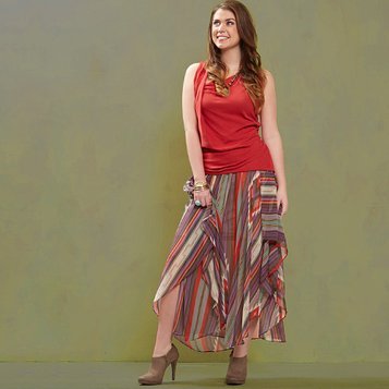 Southwest Inspired: Women & Plus-Size