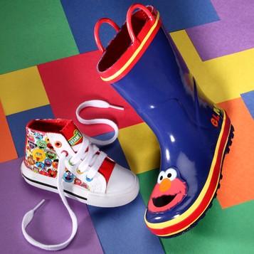 Sesame Street by SG Footwear