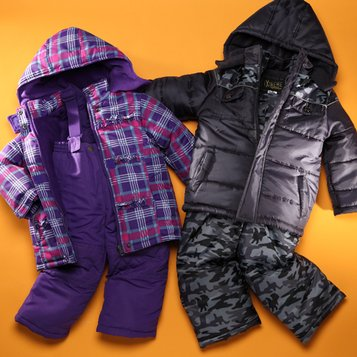 Snow Day: Kids' Outerwear