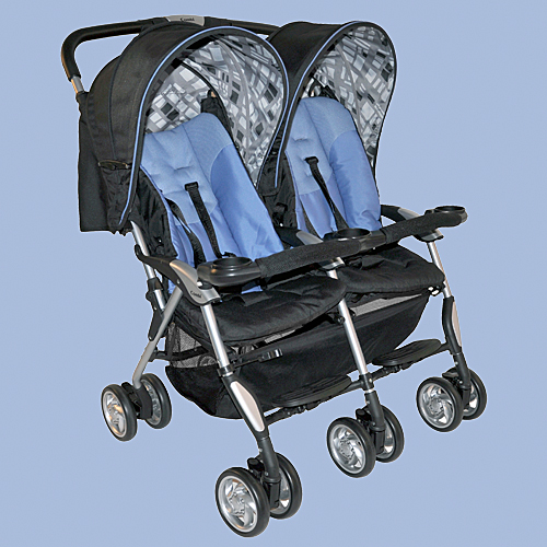 Side by Side Double Strollers | zulily - up to 70% off boutique ...