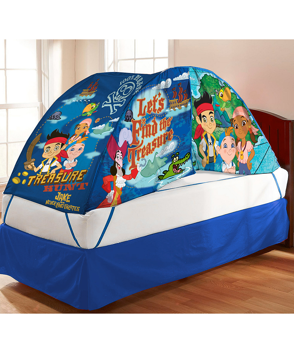 Jake And The Never Land Pirates Bed Tent Zulily