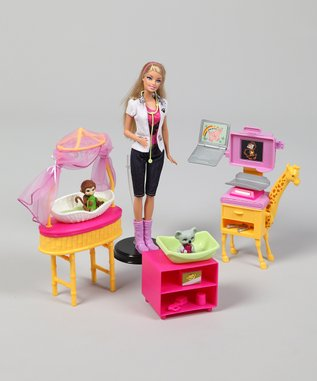MATTEL W2760 Barbie is on Zulily! Hurry!