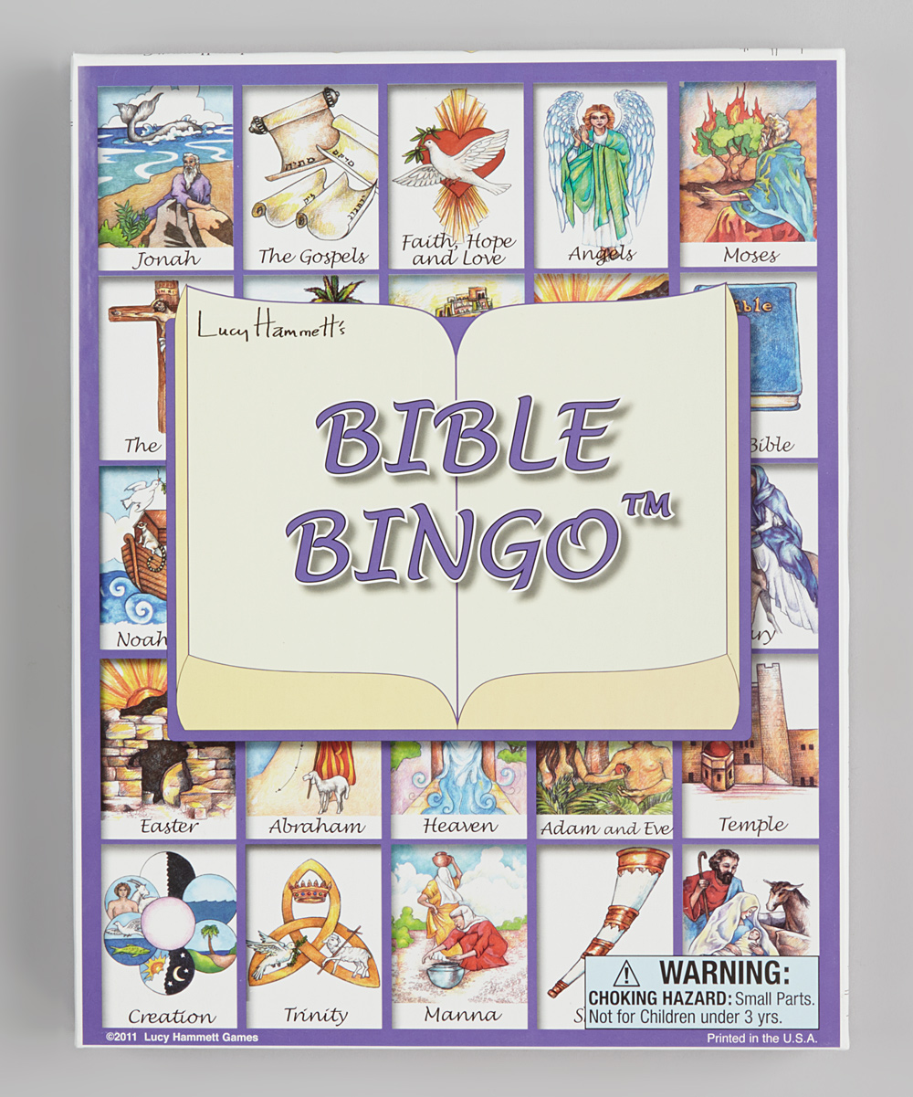 Women Of The Bible Bingo Cards Pictures to pin on Pinterest
