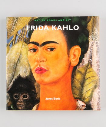 Art Ed Frida Kahlo Kit