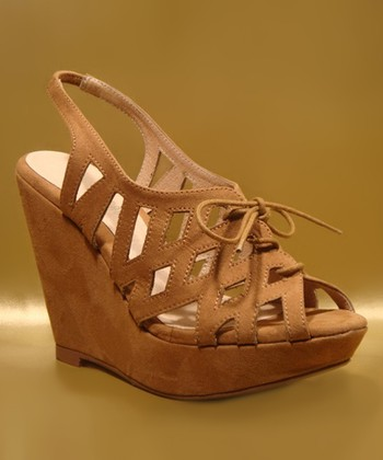 Tan Prima Wedge