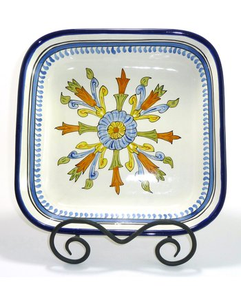 Jaferjee Square Serving Bowl