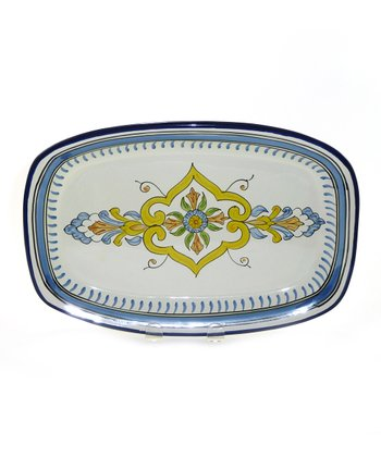 Jaferjee Rectangle Platter