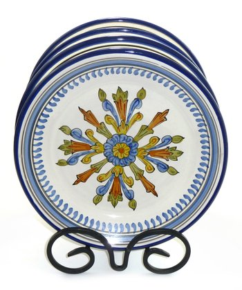Jaferjee Side Plate - Set of Four