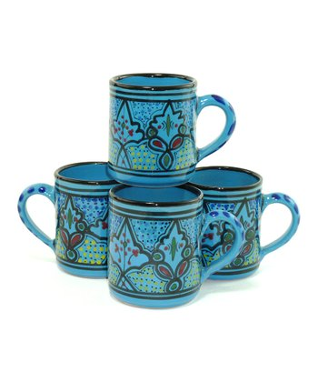 Sabrine Coffee Mug - Set of Four