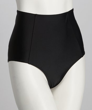 Onyx Alexis High-Waisted Bikini Bottoms