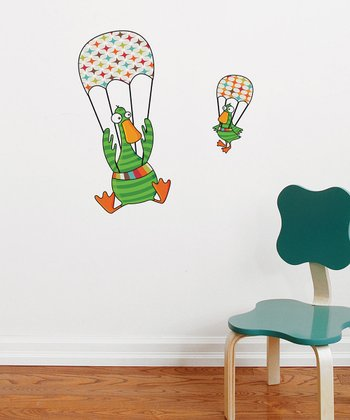 Way Up High Wall Decal