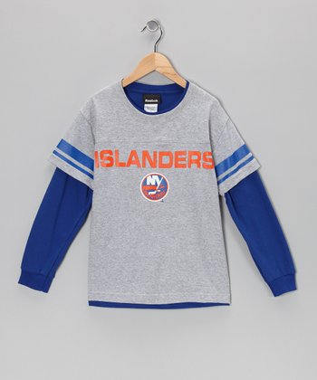 New York Islanders Tee Set - Boys