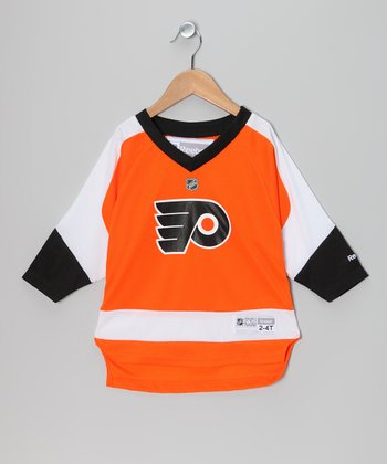 Black Philadelphia Flyers Jersey - Infant, Toddler & Kids