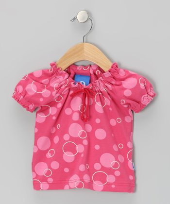 Bubble Sorbet Annika Top - Infant, Toddler & Girls