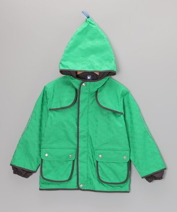 Green Buffeli Jacket - Infant, Toddler & Kids