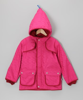 Magenta Buffeli Jacket - Infant, Toddler & Girls