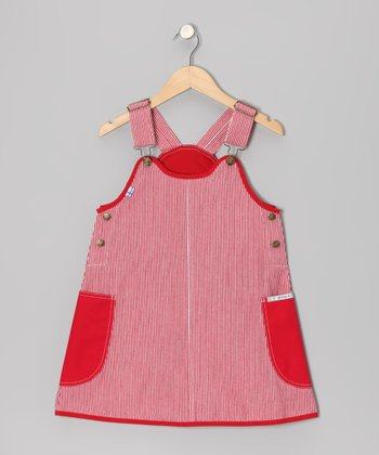 Red Stripe Kiikuu Jumper - Infant, Toddler & Girls