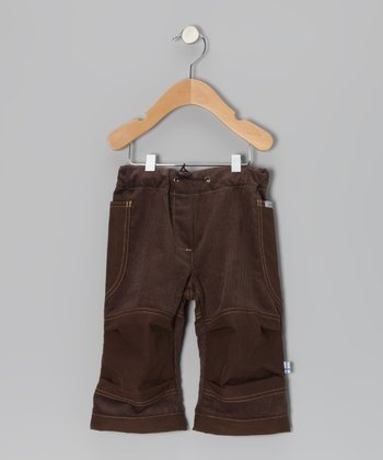 Brown Kuu Pants - Infant & Boys