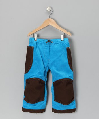 Sky & Brown Kuu Pants - Infant, Toddler & Boys
