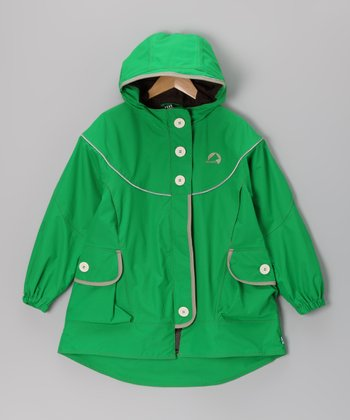 Green Lakka Jacket - Infant, Toddler & Girls