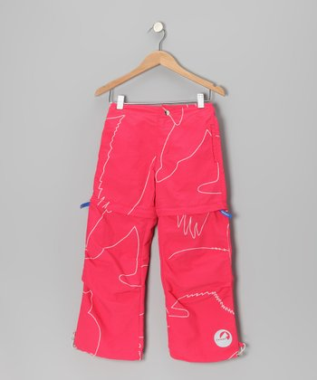 Sorbet Loma Beach Convertible Pants - Infant, Toddler & Girls