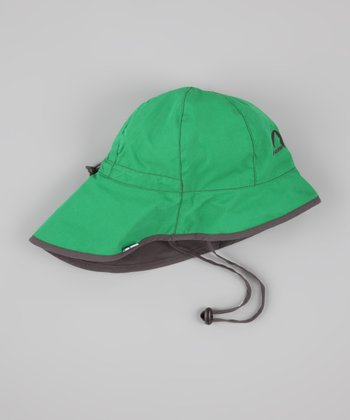Green & Brown Ranta Sport Hat
