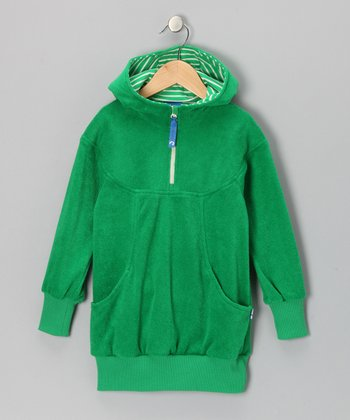 Green Saari Hoodie - Infant, Toddler & Boys