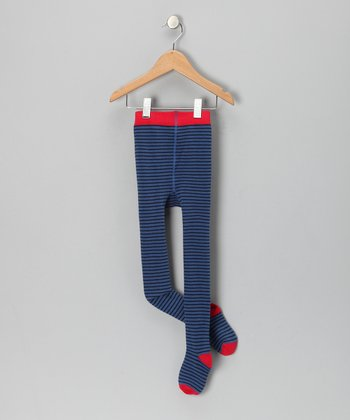 Blue Sukkis Tights - Infant, Toddler & Kids