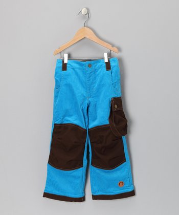 Sky & Brown Tomppa Pants - Infant, Toddler & Boys