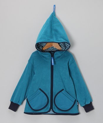 Seaport Tonttu Sun Zip-Up Hoodie - Infant & Kids