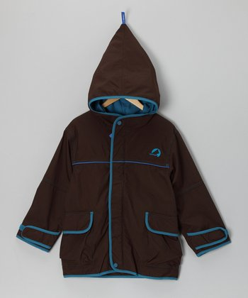 Brown & Seaport Tuulis Jacket - Infant & Boys