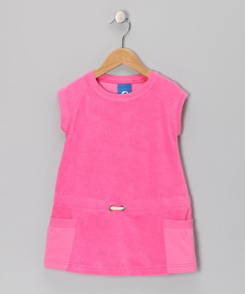 Pink Ujo Dress - Infant, Toddler & Girls