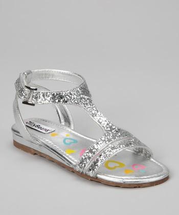 Silver Amanda Sandal