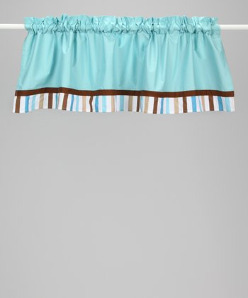 Diamond & Stripe Valance